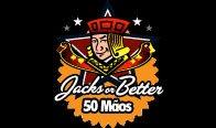 Jogar Jacks or Better 50 mãos