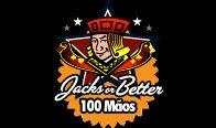 Jogar Jacks or Better 100 mãos