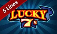Jogar Lucky 7's