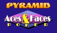 Jogar Pyramid Aces and Faces
