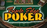 Jogar Triple Edge Poker