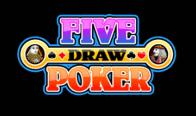 Jogar Five Draw Poker