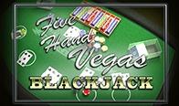 Jogar Five Hand Vegas Blackjack