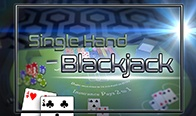 Jogar Single Hand Blackjack