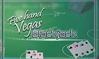 Jogar Five Hand Vegas Blackjack V2