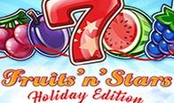 Jogar Fruits'n'Stars Holiday Edition