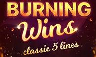 Jogar Wild Burning Wins