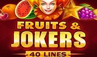 Jogar Fruits & Jokers - 40 Linhas
