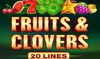 Jogar Fruits & Clovers