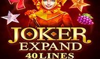 Jogar Joker Expand - 40 Linhas