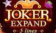 Jogar Joker Expand - 5 Linhas