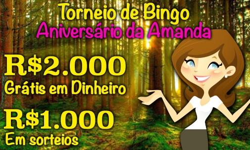Torneio da Bingo da Amanda