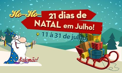21 dias de Natal