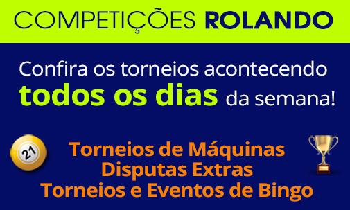 Competições Rolando