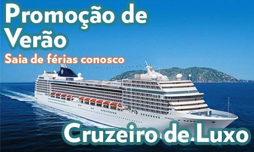 Viagem dos Sonhos - Cruzeiro