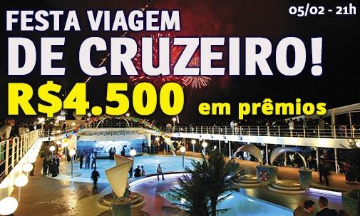 BBB - Festa Viagem dos Sonhos - Cruzeiro 2019