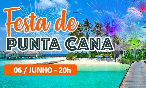 Festa Viagem Punta Cana 2019