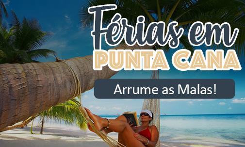 Ganhe uma Viagem para Punta Cana!