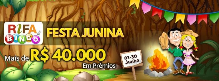 Rifa Maxi Festa Junina