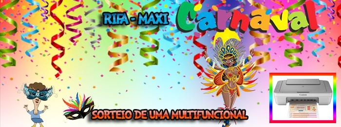 Rifa Carnaval 2019