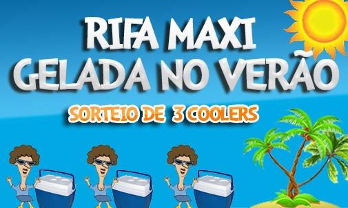 Rifa Maxi - Gelada no Verão