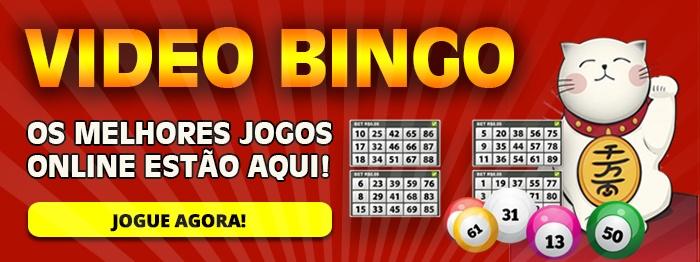 Seleção de Video Bingos