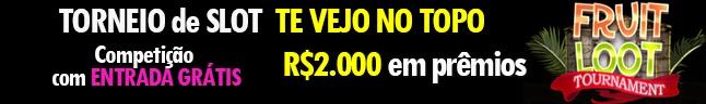 Te Vejo no Topo! R$2.000 em prêmios e Entrada Grátis!