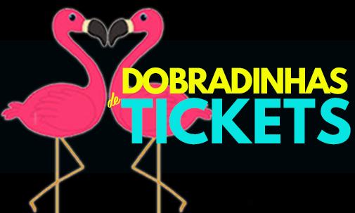 Dobradinha Miami - Deposite e pegue tickets dobrados