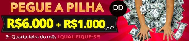 Novo Pegue a Pilha, agora com mais de R$7.000,00 em prêmios!