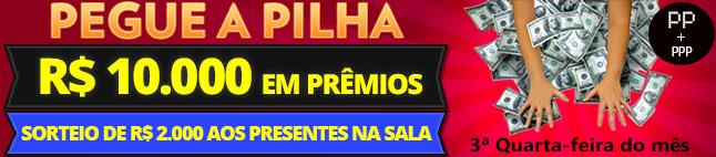 Pegue a Pilha, R$10.000,00 em prêmios!