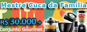 Rifa de Bingo  – 30.000 em Prêmios e Conjunto Gourmet!