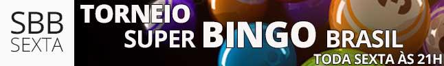 Torneio de Sexta SBB - Super Bingo Brasil