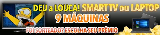 Deu a Louca - Sorteio + Dinheiro + bônus!