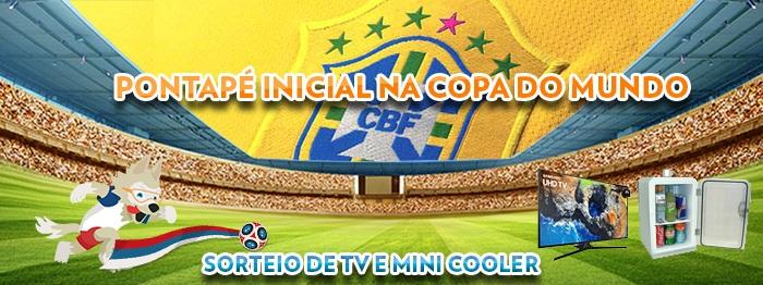 Pontapé Inicial Copa do Mundo