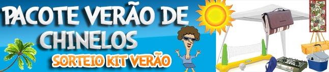 Rifa da Maxi - Pacote Verão de Chinelos!