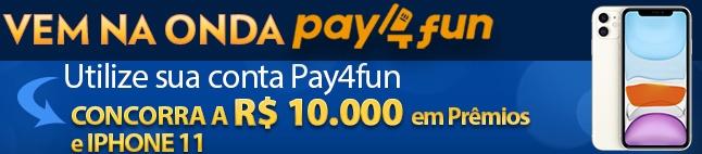 VEM NA ONDA P4F para ganhar R$10.000 com Iphone 11!