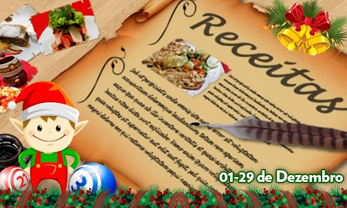 Receita de Natal